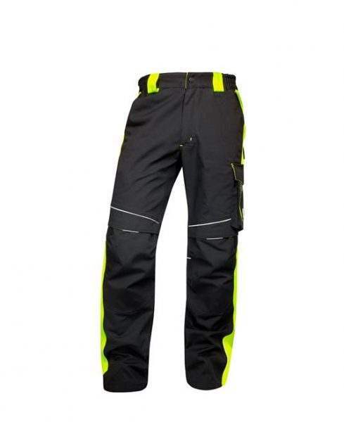 Spodnie robocze do pasa Neon