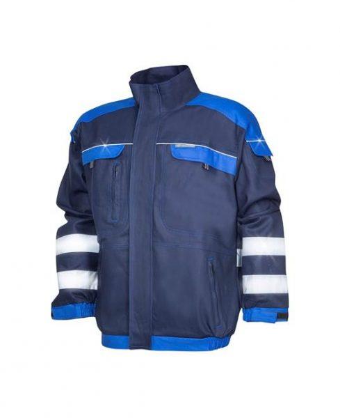 Bluza odblaskowa Cool Trend niebiesko -niebieski
