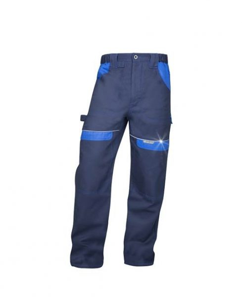 Spodnie odblaskowe Cool Trend niebiesko-niebieski
