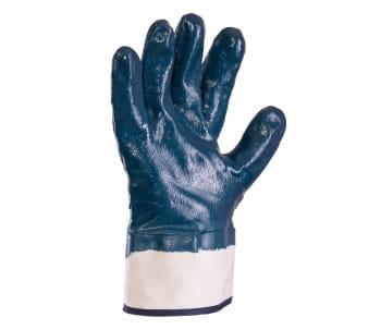 Rękawice nitrylowe z mankietem