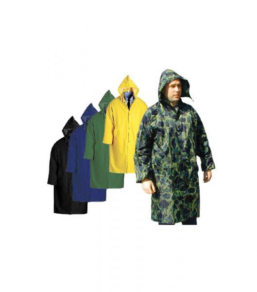 Płaszcz przeciwdeszczowy KAMP