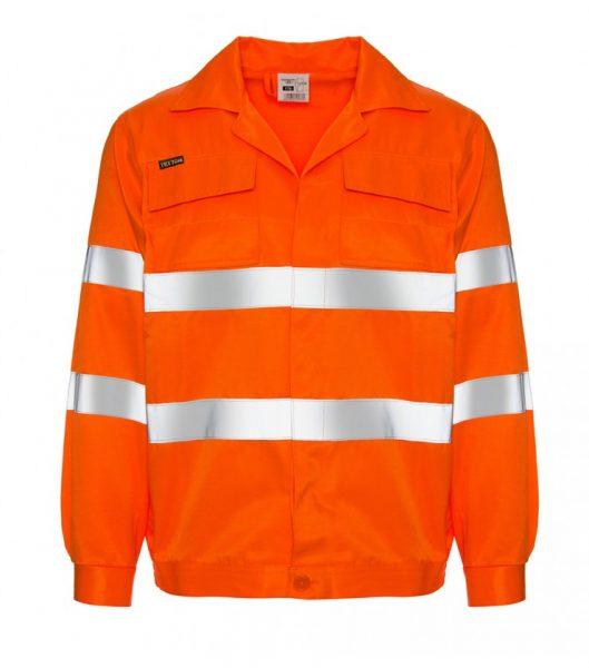 Bluza  TRYTON pomarańczowa
