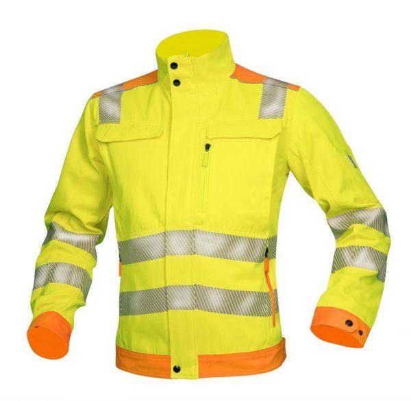 Bluza robocza SIGNAL – żółto-pomarańczowy