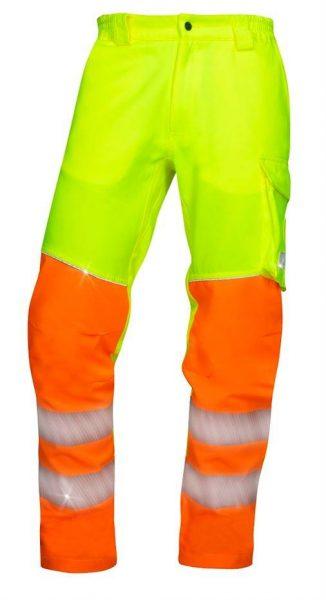 Spodnie do pasa SIGNAL – żółto-pomarańczowy