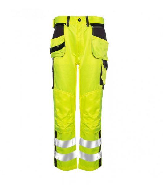 Spodnie do pasa PROTEUS żółte